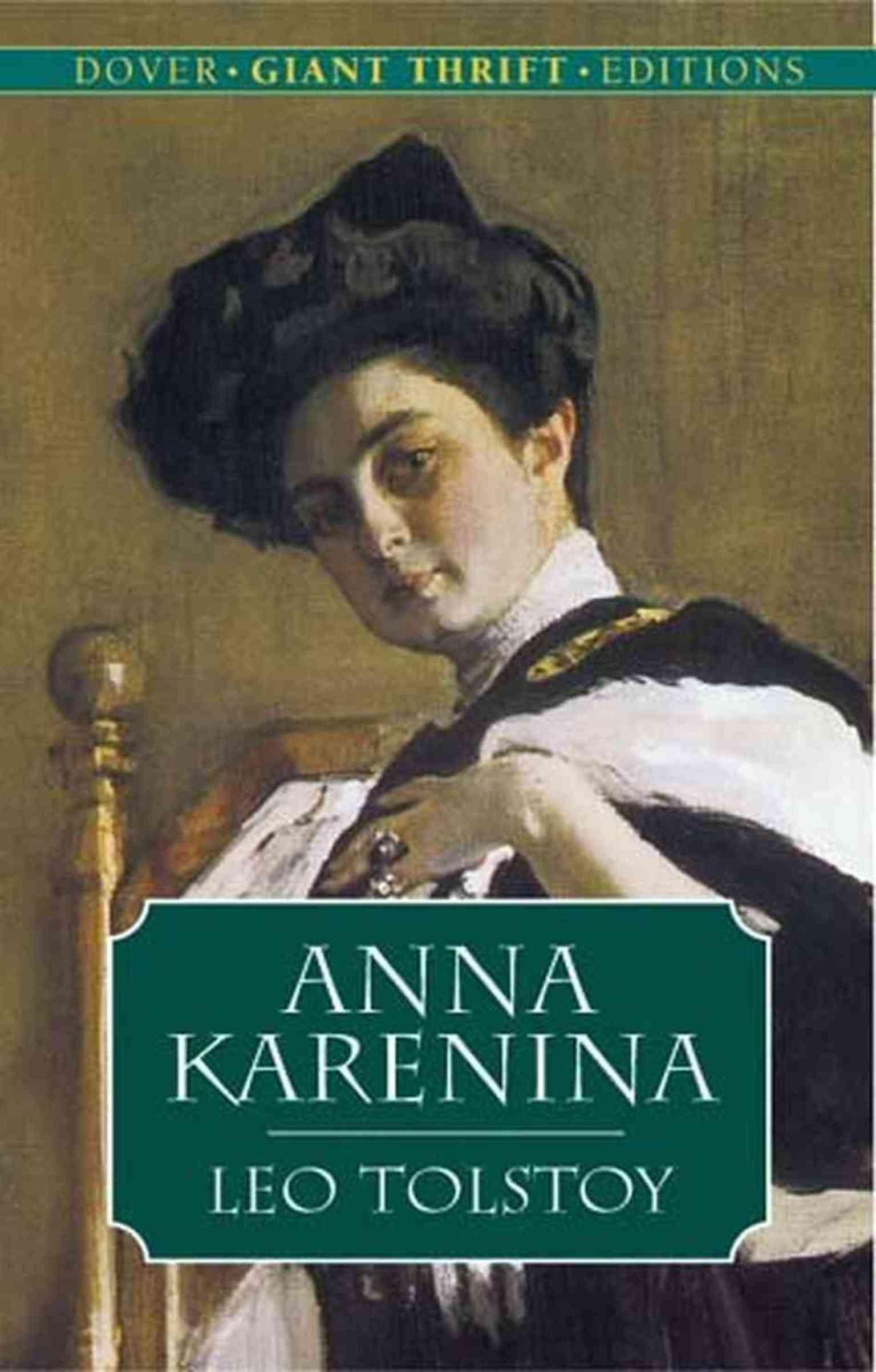 A summary of anna karenina by leo tolstoy