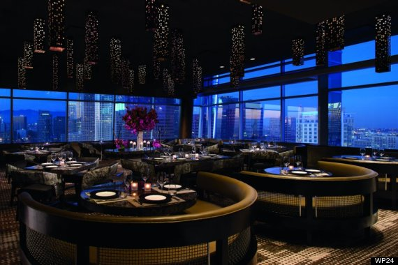 Top 10 restaurants with a view in los angeles photos for Best private dining rooms los angeles
