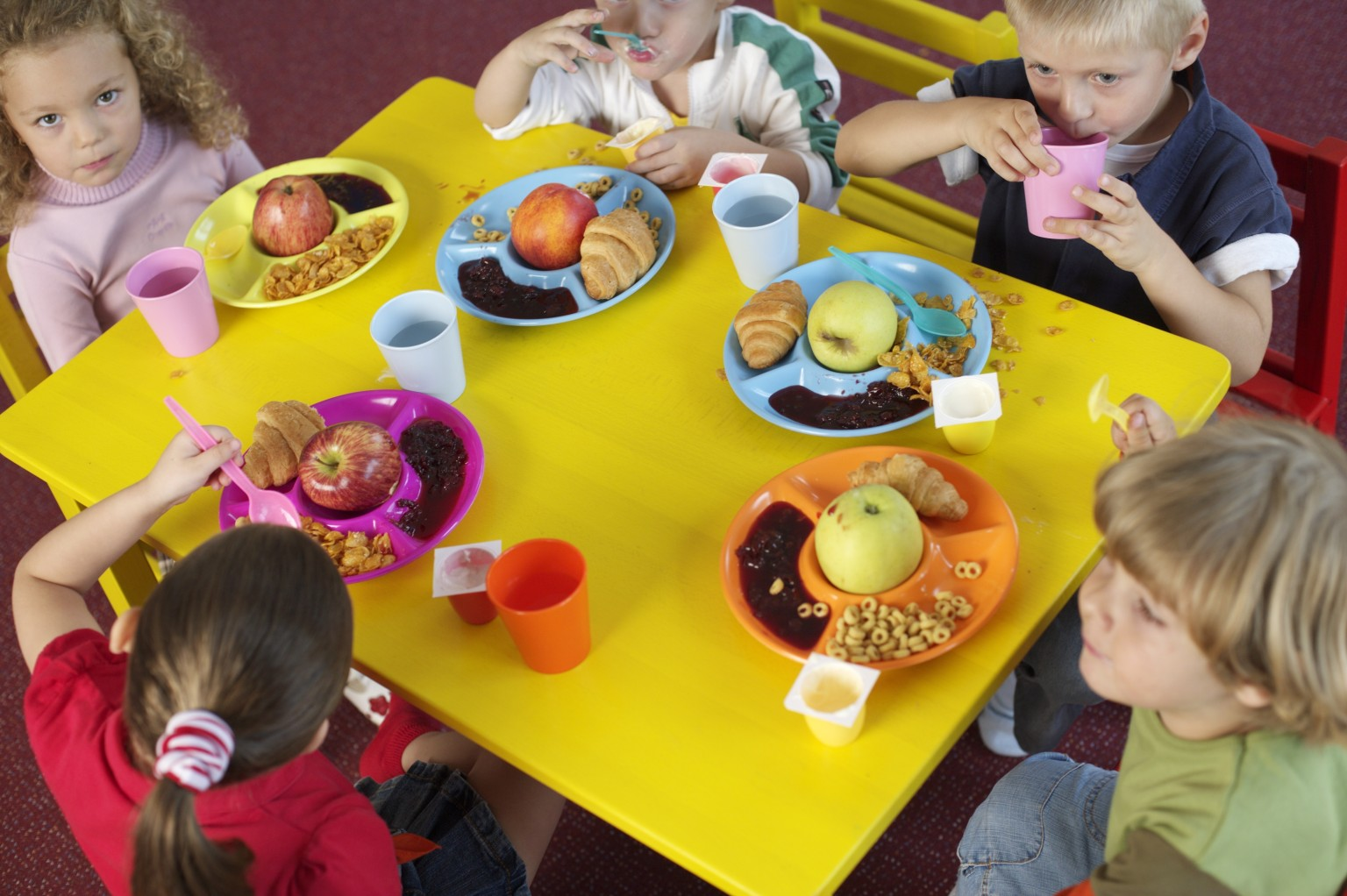 Why You Should Support School Breakfast Even If Your Kid Eats At Home