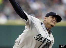 Felix Hernandez Contract Extension Mariners