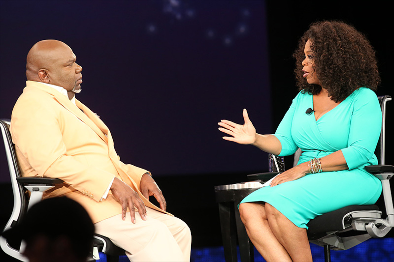 td jakes on strained relationship with parents
