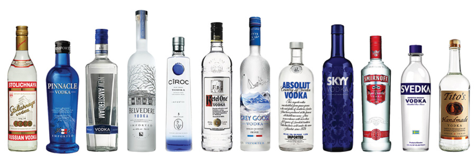Which Vodka Bottle Do Americans Find 'Sexiest'? And Why ...