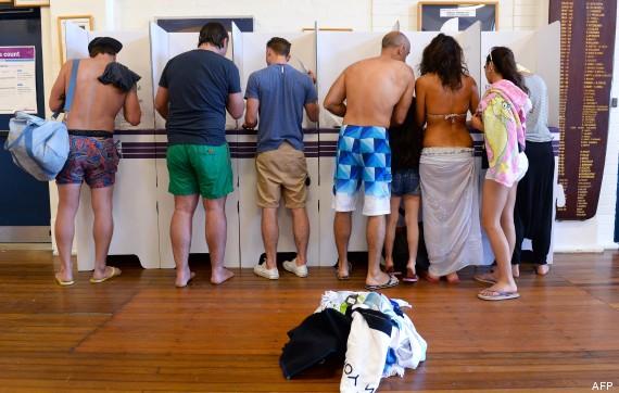 election australie
