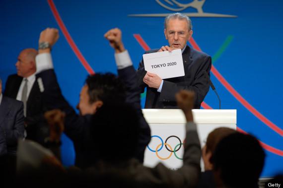 24年オリンピックに5都市が立候補