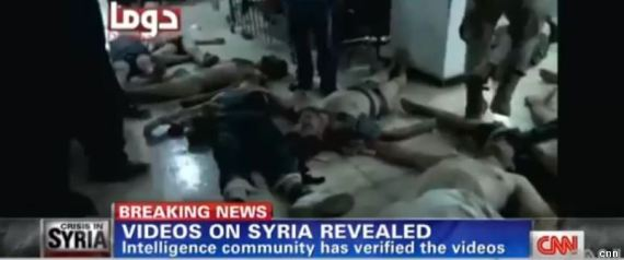 siria video armi chimiche cnn