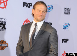 Charlie Hunnam Fifty Shades Of Grey