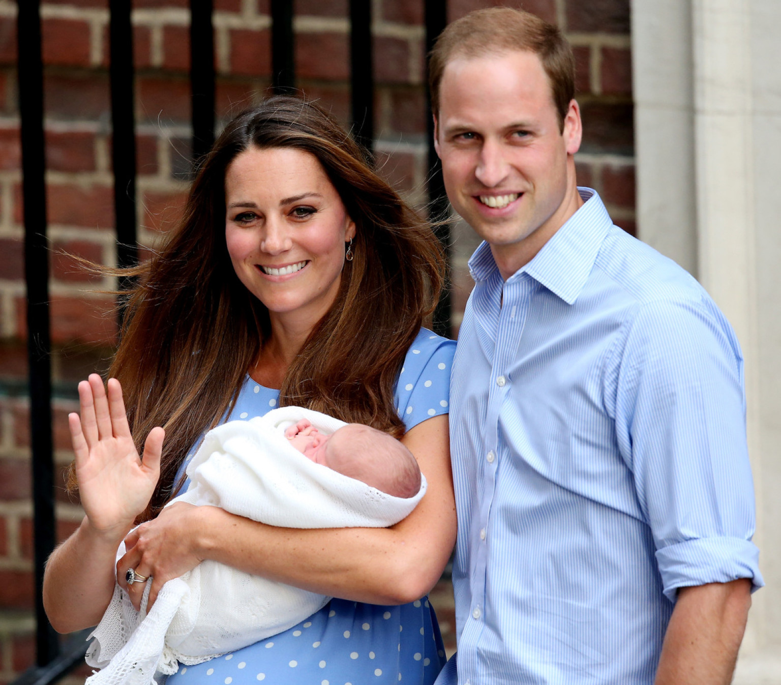 Kate Middleton's Post-Baby Routine Revealed In Vanity Fair