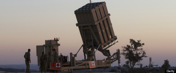 iron dome jerusalem