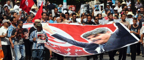 CRISE TUNISIE