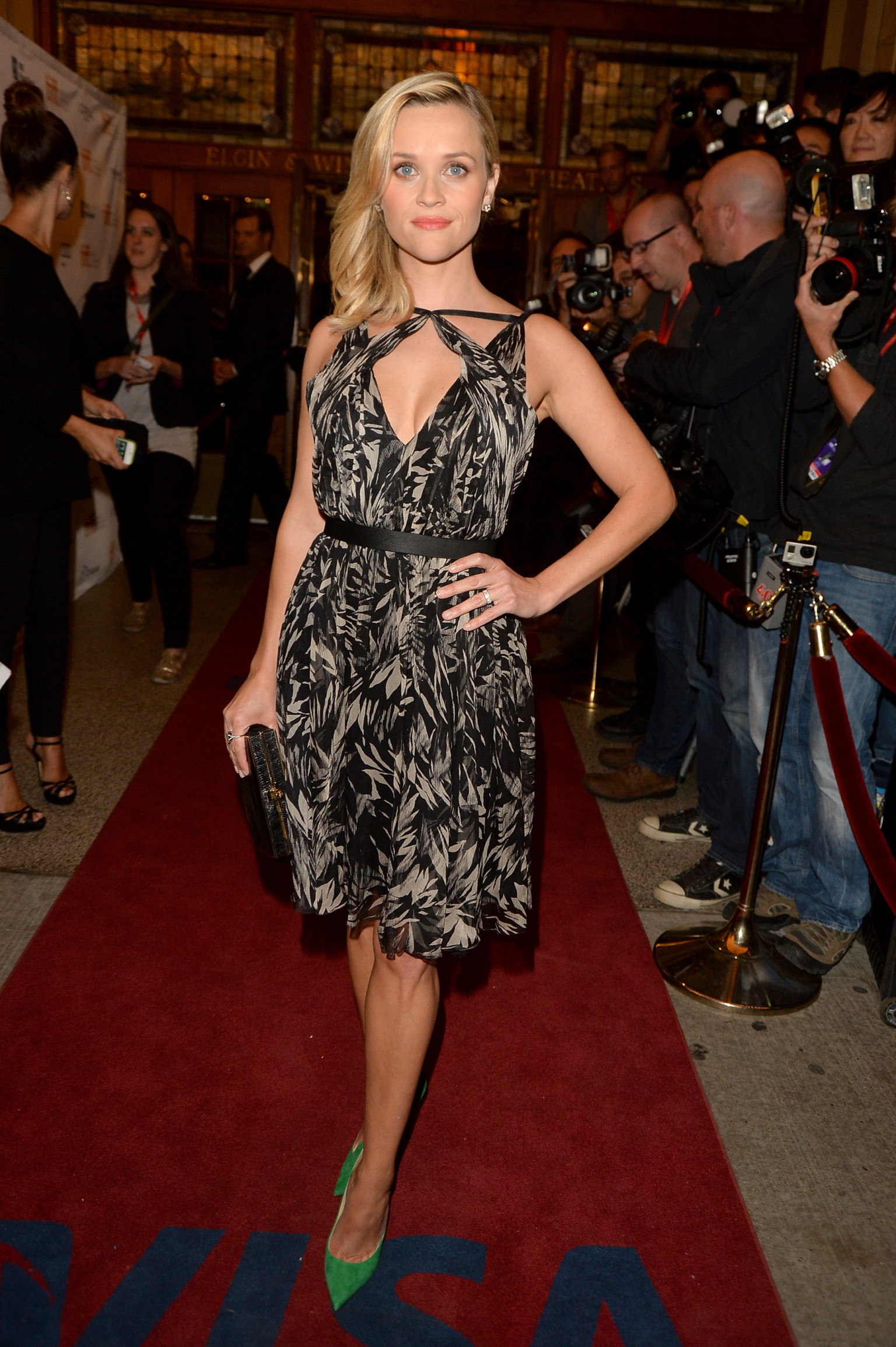 Reese Witherspoon Tiff 2013 Walk The Line Star Goes