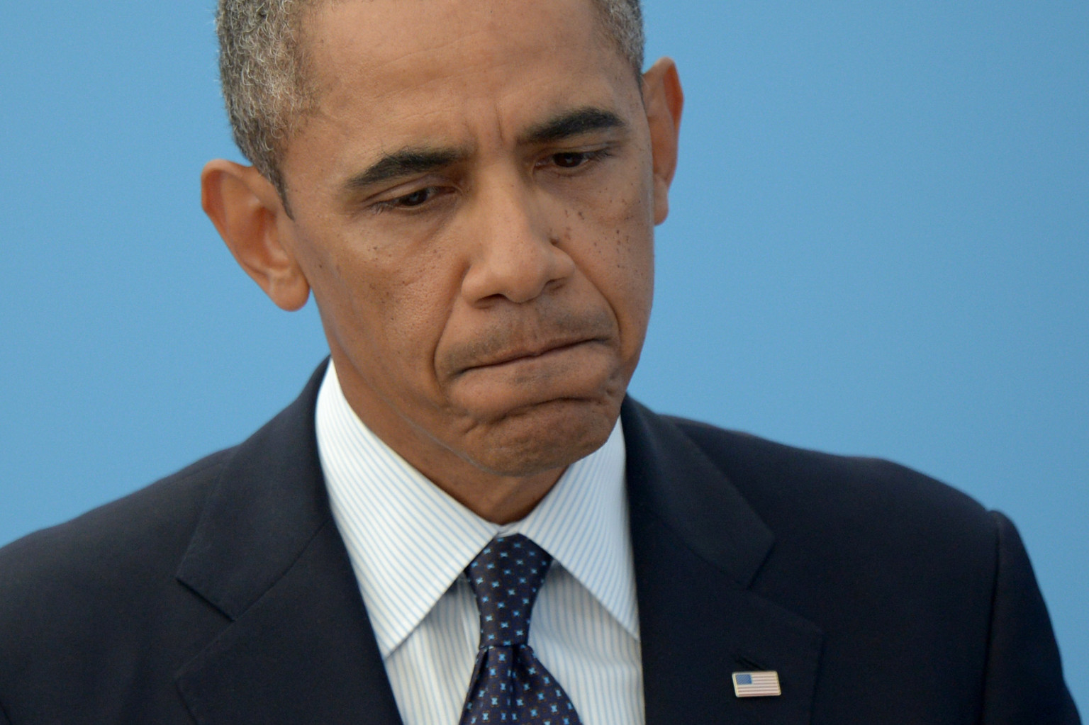 Obama Grows Isolated On Syria As Support Wanes | HuffPost