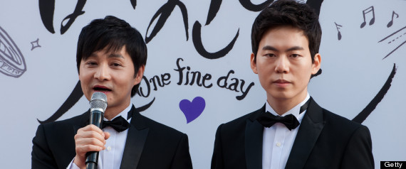 Gay South Korea Director Wedding