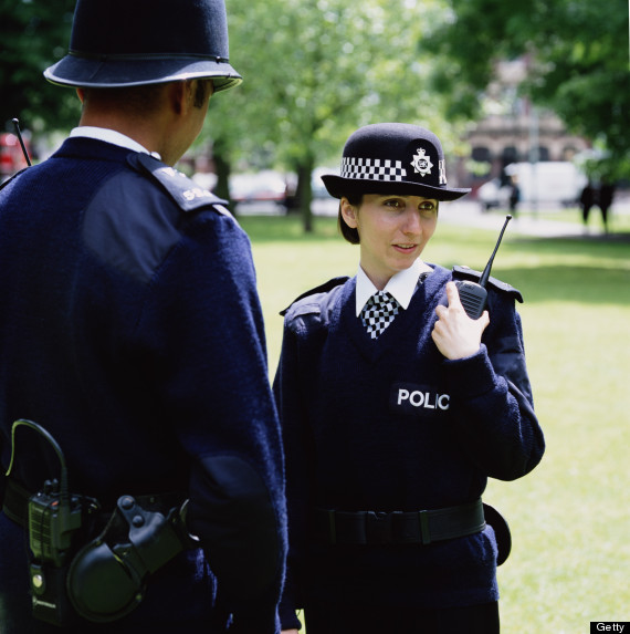 female police uk