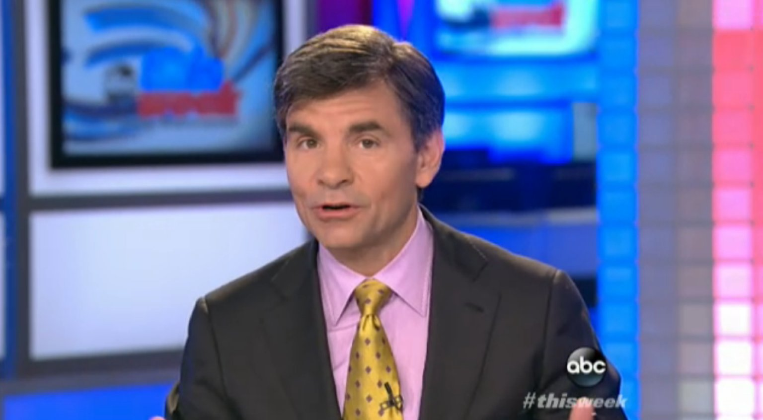 George stephanopoulos obama can t strike syria without congressional