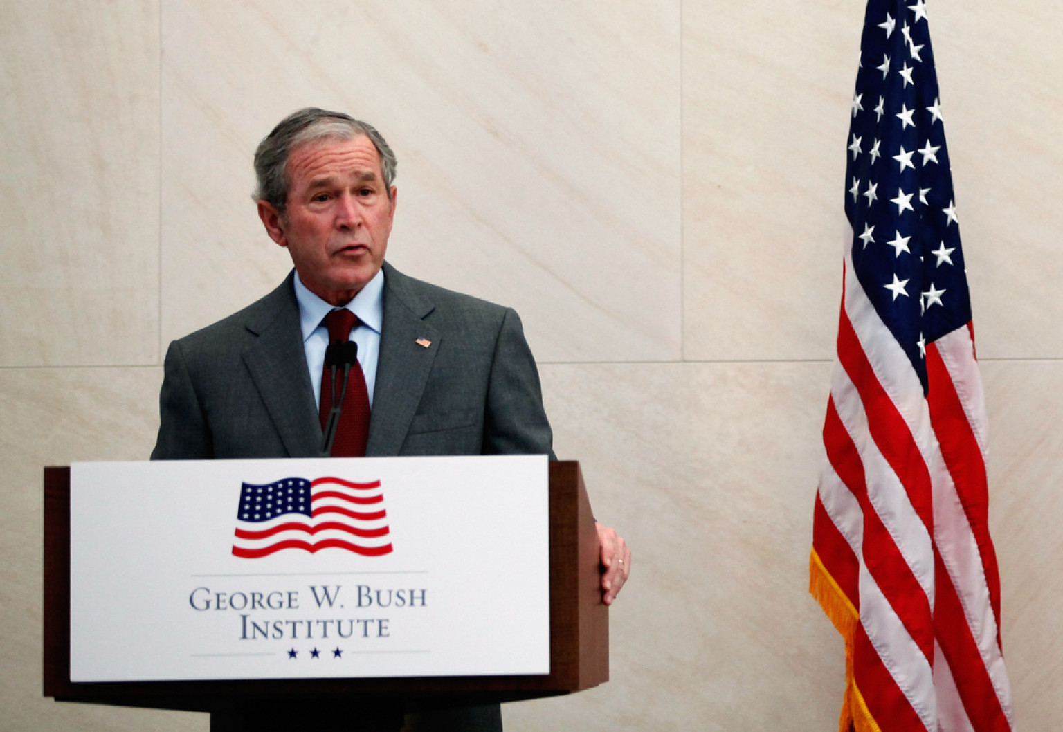 George w bush essays