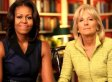 Michelle Obama Exclusive: First Lady Urges Vets Struggling With Suicide To Seek Help (VIDEO)