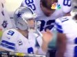 Jason Witten Vomits Behind Tony Romo During Cowboys-Giants Game (VIDEO)