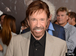 Chuck Norris Weighs In On Syria