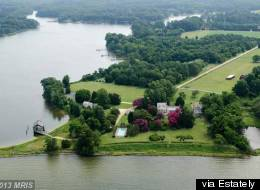 PHOTOS: Ted Koppel's Waterfront Home Is For Sale
