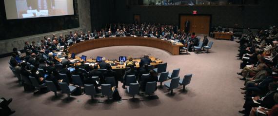 UN SECURITY COUNCIL SYRIA