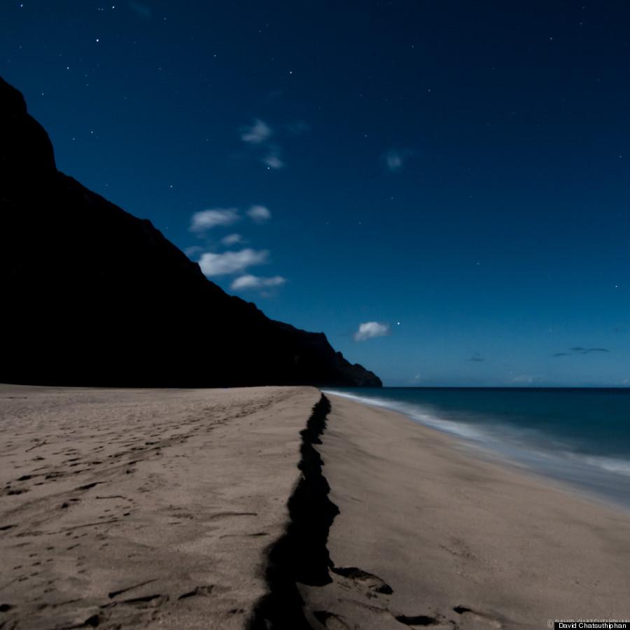 moonrise kauai