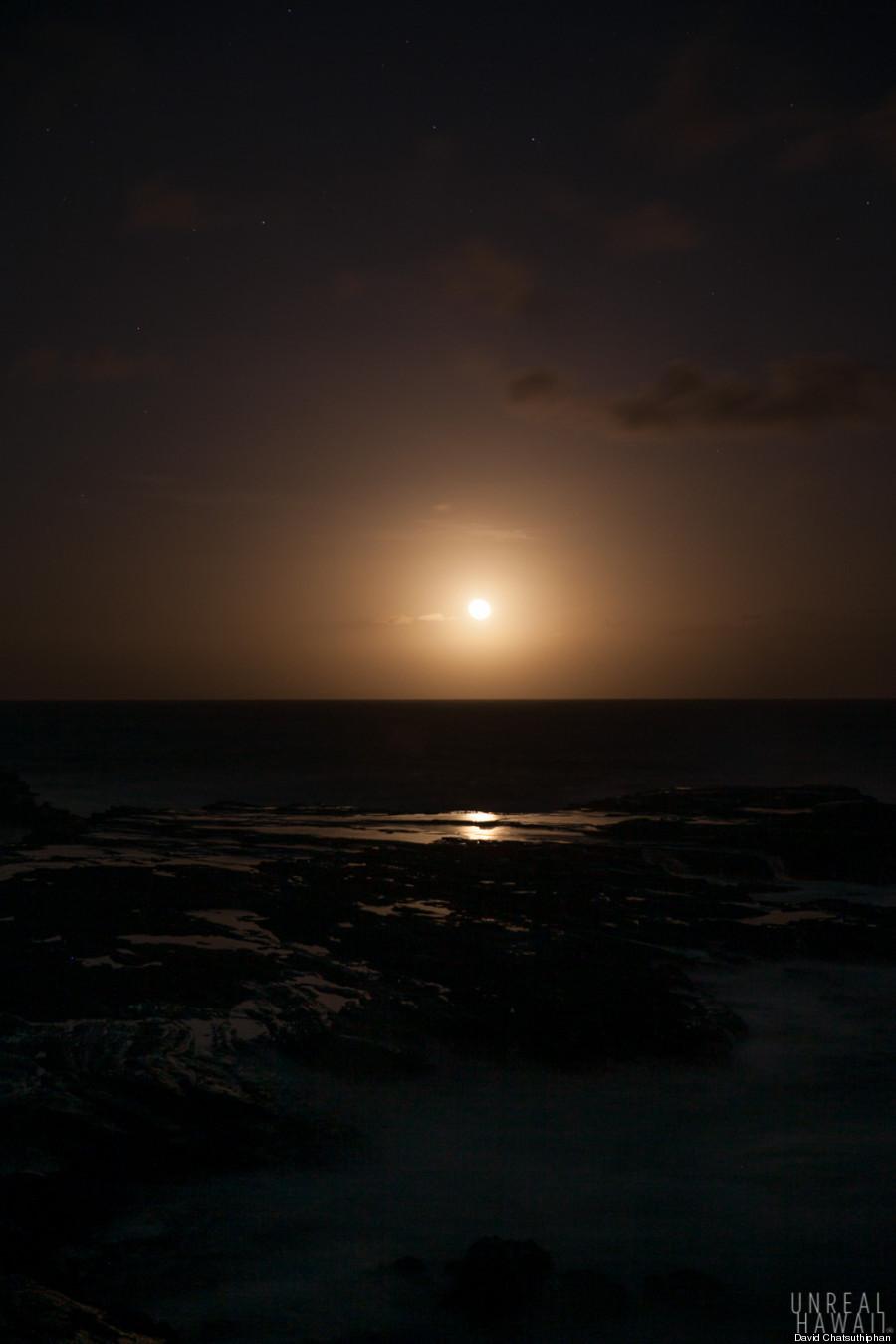 oahu moonrise 2