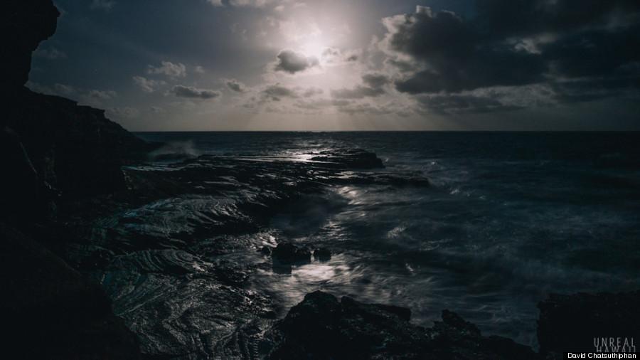 oahu moonrise 3