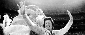 Billie Jean King 1973