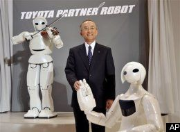 Japan And Robots