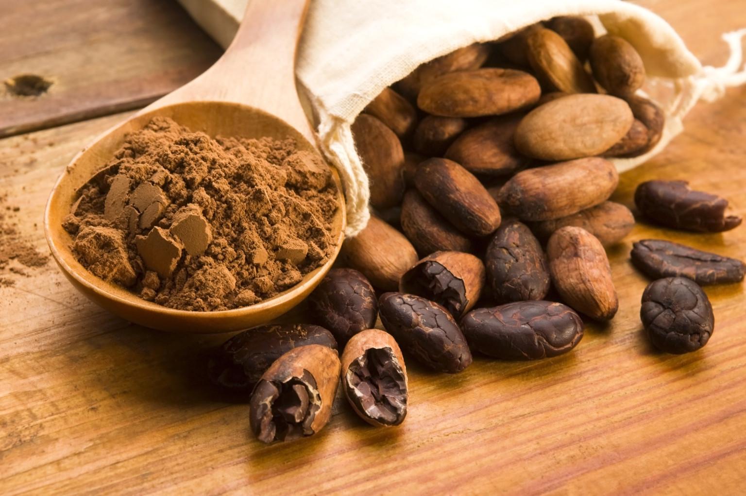 Cacao Powder And Maca Powder Coffee