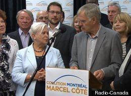 Coalition Montréal est toujours dans la course, assure Louise Harel