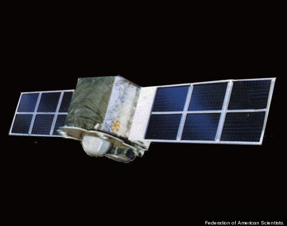 chinese satellite