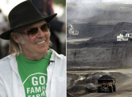 Neil Young oil sands
