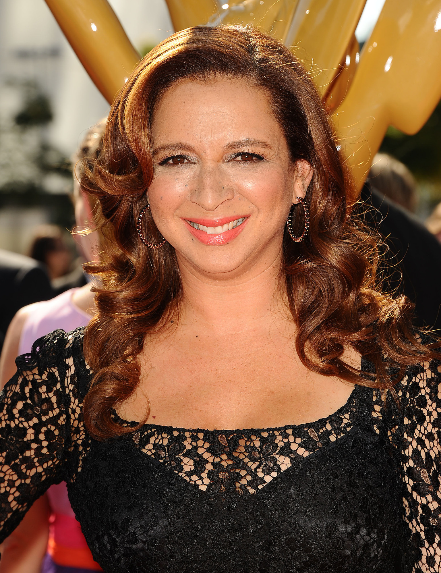 Maya Rudolph Gives Birth To Fourth Child