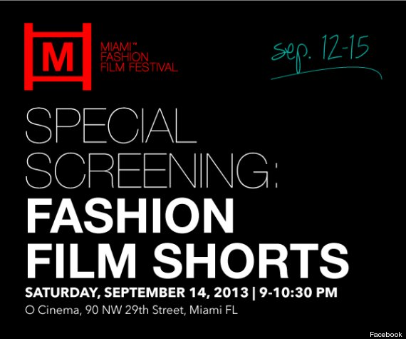fashion film shorts