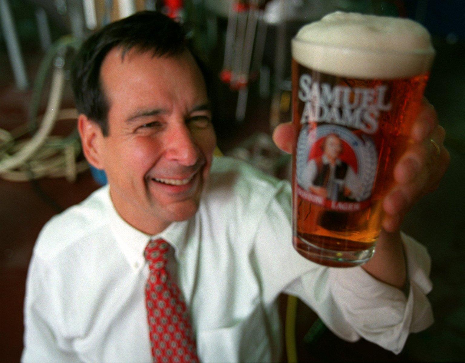 Jim Koch Sam Adams Beer Creator Becomes Craft Beer S