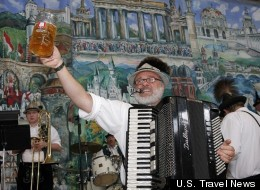 Where to Celebrate Oktoberfest in the USA