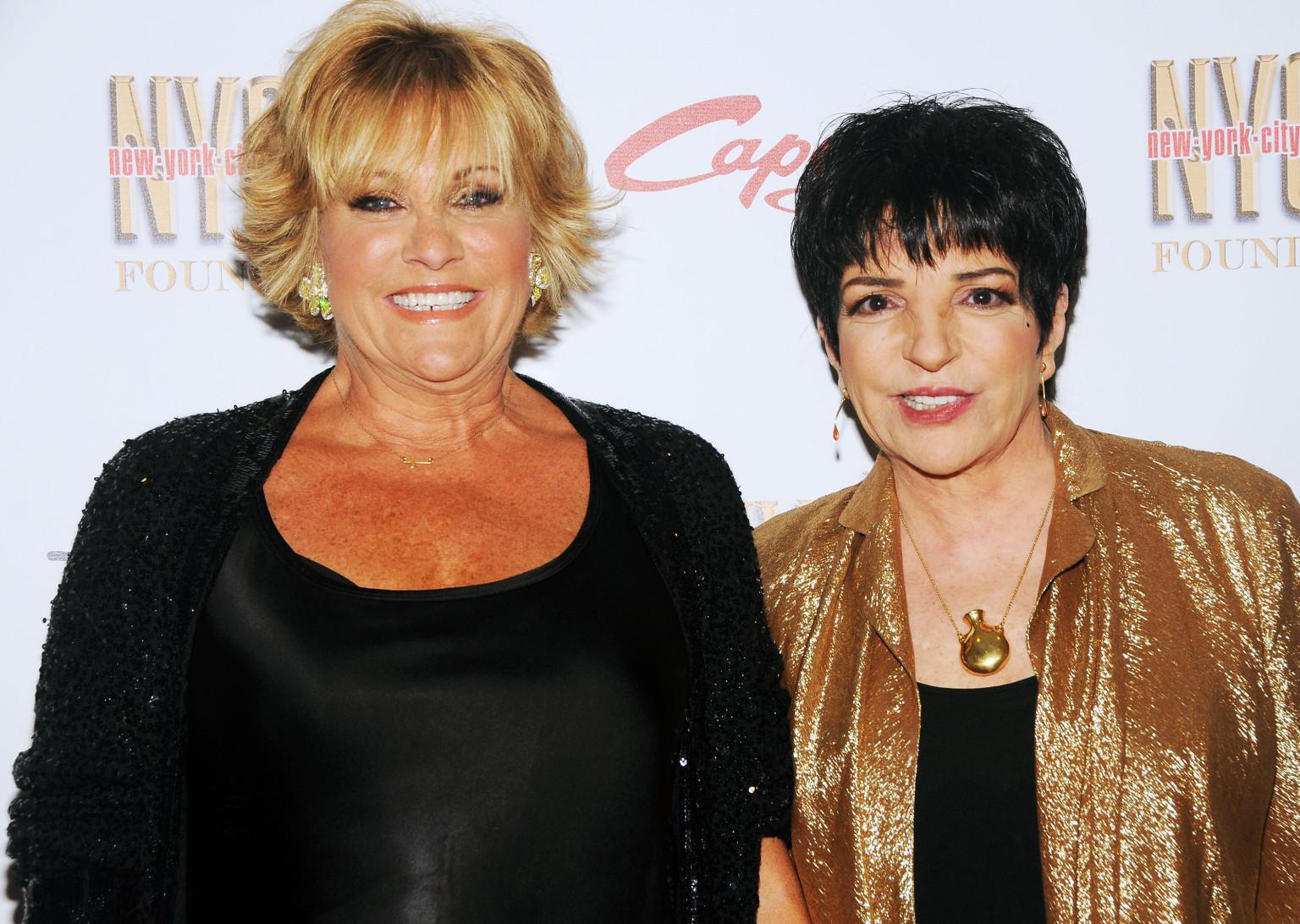 Liza Minnelli And Lorna Luft | www.pixshark.com - Images ...