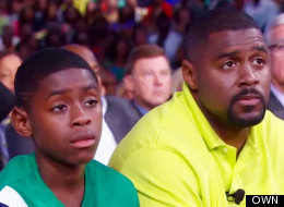 WATCH: Heartwarming Update On Former NFL Star And His Son