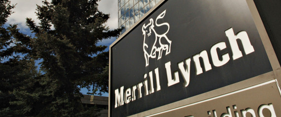 MERRILL LYNCH SIGN