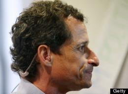 Anthony Weiner Flips The Bird, Ends His Mayoral Campaign Exactly Like You'd Expect Him To