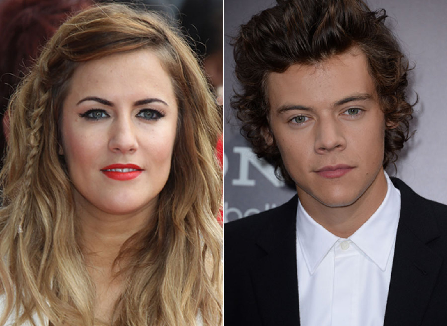 Harry Styles' Dad Des Hits Out At Caroline Flack On