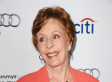 Carol Burnett Takes On New Role To Raise Money For Alzheimer's