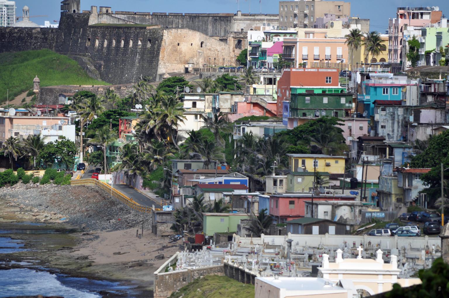 Puerto Rico S Population Drops Due To Shaky Economy