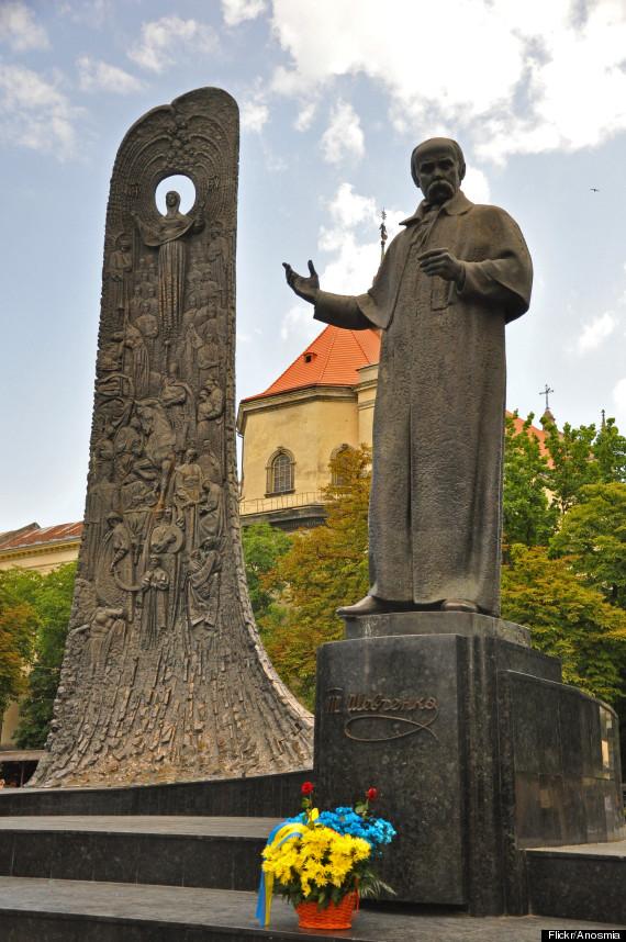 shevchenko lviv
