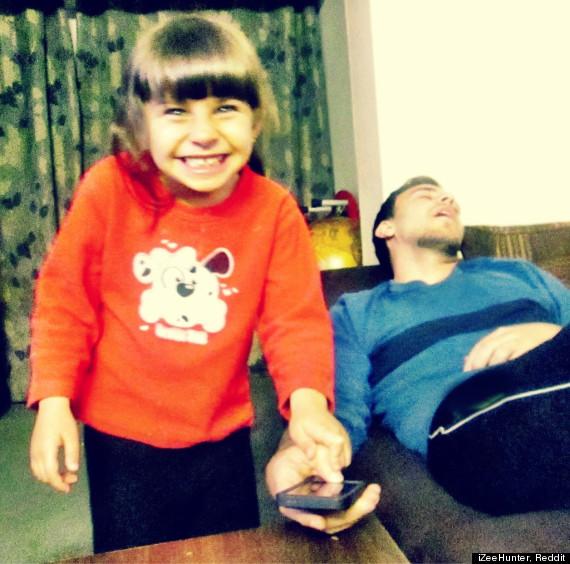 iphone fingerprint child