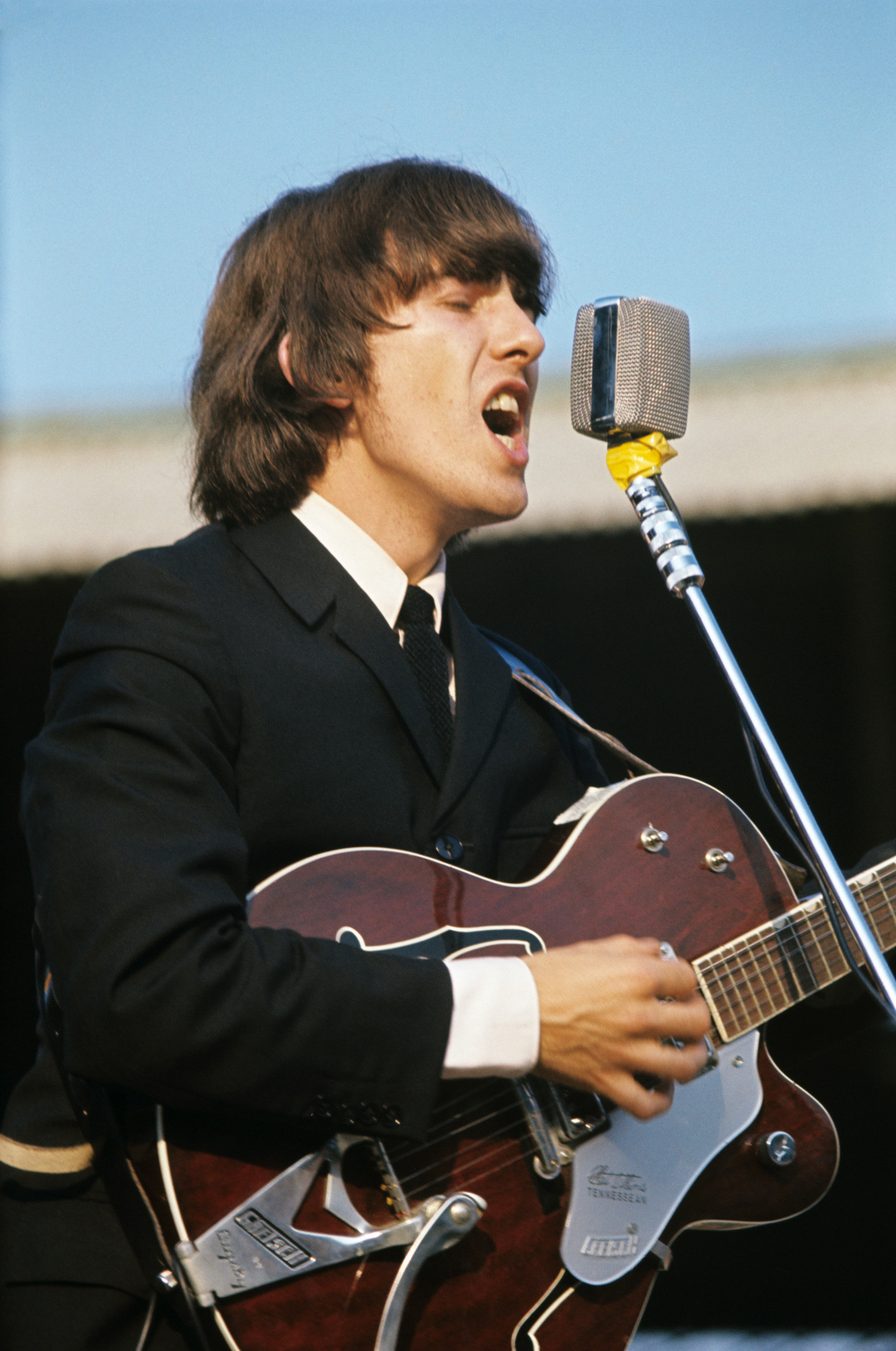 George Harrison Song Among Music Used To Torture Prisoners ...