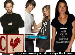 Halloween 2013: 11 tenues ridicules pour faire rire vos amis (PHOTOS)