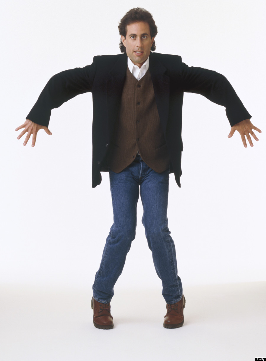 11 Awkwardly Wonderful Seinfeld Promo Photos Huffpost