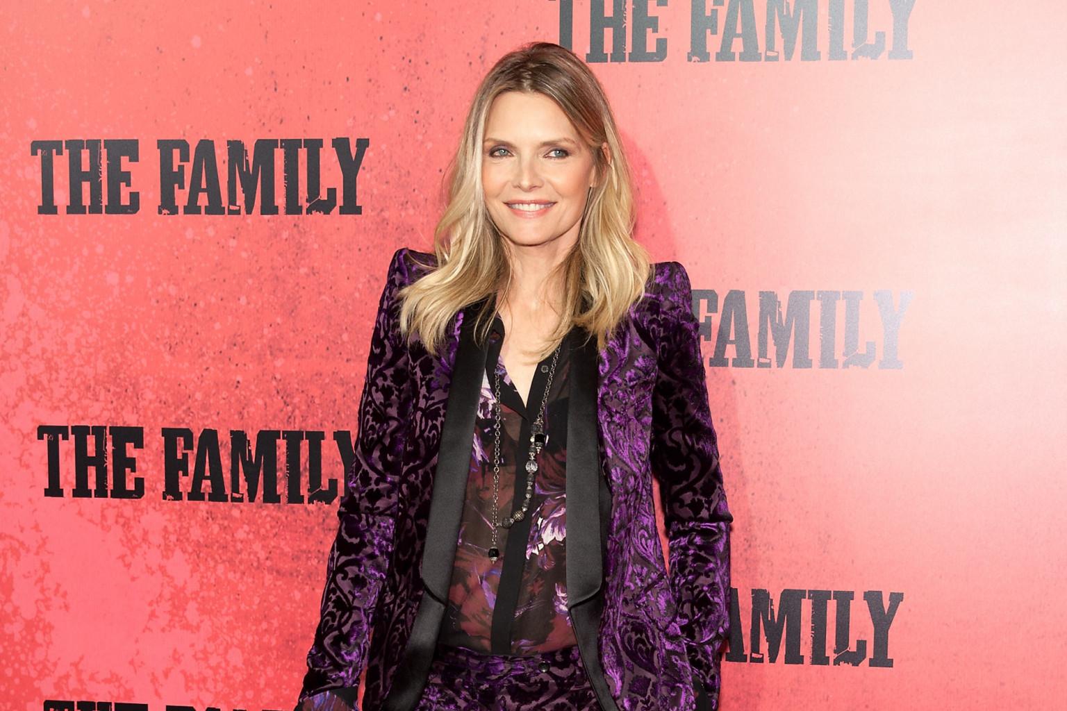 Michelle Pfeiffer 2014 Michelle Pfeiffer is a Velvet